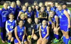 Bonfire, Pep Rally to Send Girls' Soccer to States