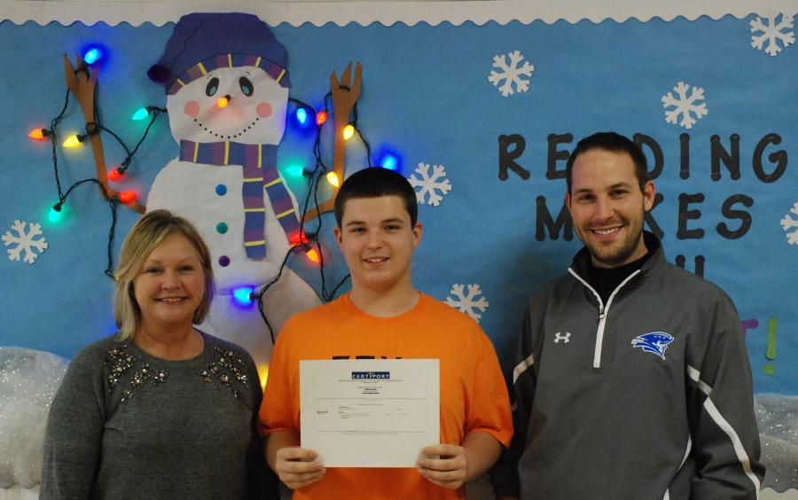 Harman First Lc Student To Be Microsoft Certified The Blue Grey