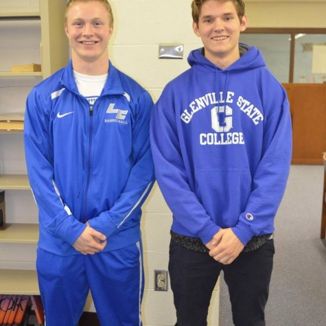 Gunter, White Sign Letters of Intent to GSC