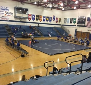 Monday, February 1. Lewis County hosts wrestling tournament.