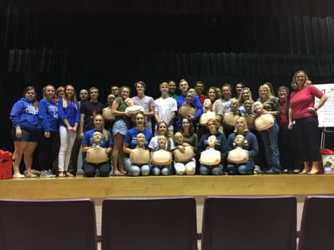EQT Launches CPR Hands-On Program