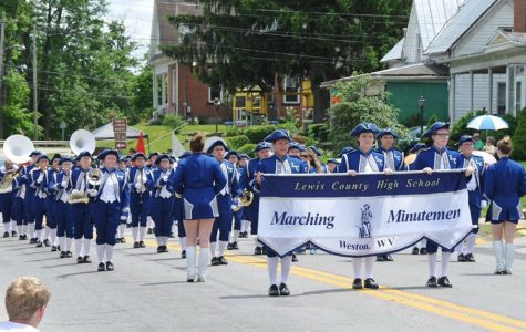 Band Captures First Place in WV Strawberry Festival
