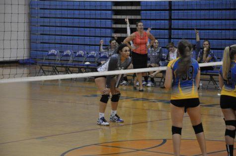 Volleyball's New Coach: Julie Oldaker