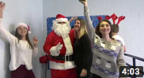 "School-wide Video: ""All I Want for Christmas"""