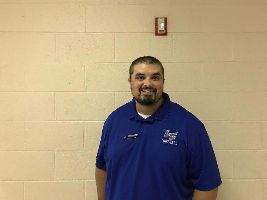 Coach Dustin Cogar hopes his team will see play-off action this season.