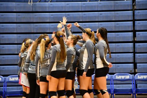 The 2018 Volleyball team is looking for a successful season.