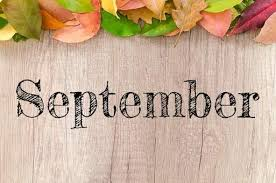 Week of September 10th-15th