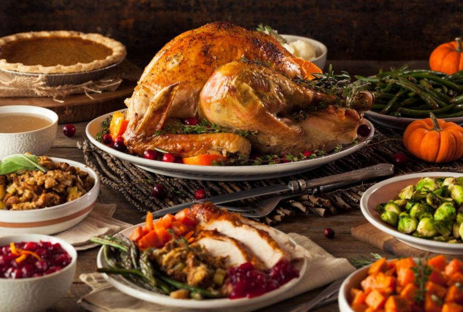 Q&A: What is Your Favorite Thanksgiving Food?