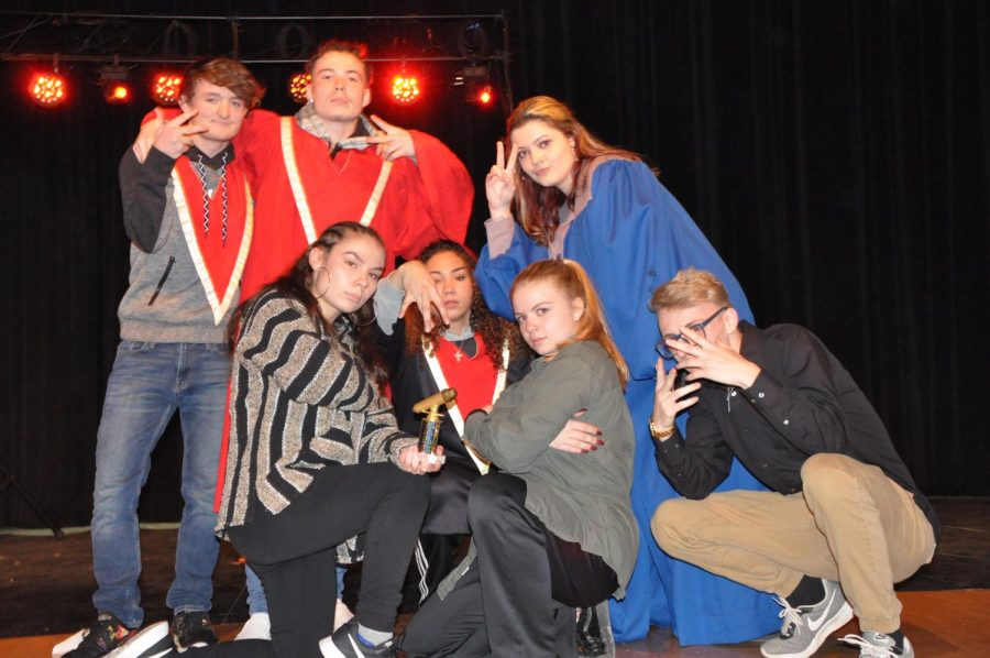"""""""Gangsters' Paradise"""" Captures First Place in Lip Sync"""