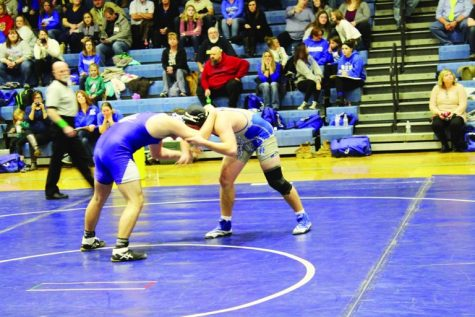 Big 10: Five grapplers win awards