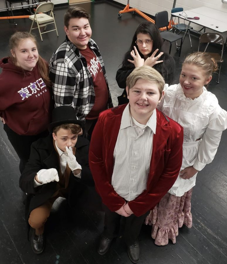 Freshman Theater Students Excel