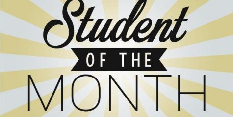September Students of the Month Named