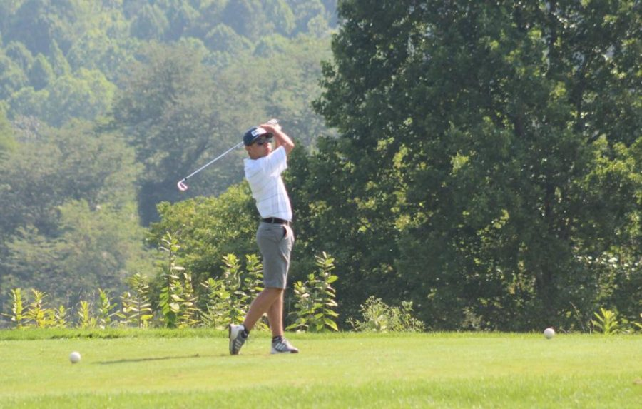 Golfers See Improvement Through Season