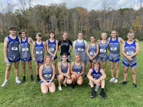 XC Looks for a Strong Finish