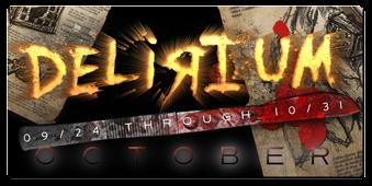 TALA offers Delirium for its 2021 Halloween season.