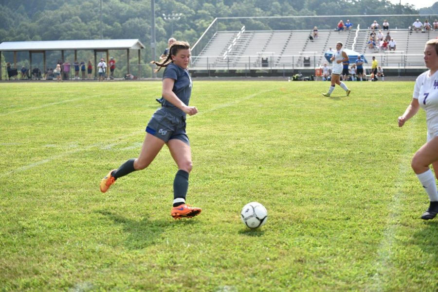 Girls Soccer Looks to the Future